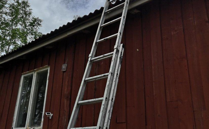 Mannen på taket. Part1